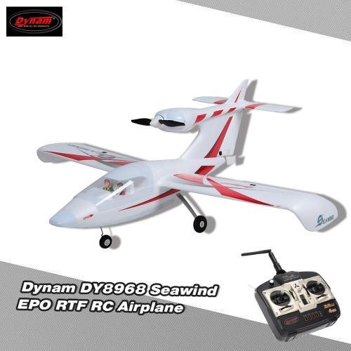 Dynam DY8968 シーウィンド 水陸両用 EPO 1220mm 4CH 2.4GHz RTF形式 RC飛行機