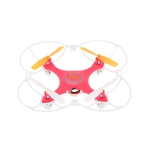 HT F803R 2,4 G 4-Kanal 6-Achs Gyro 3D Flip invertierte RTF RC Quadcopter Drohne