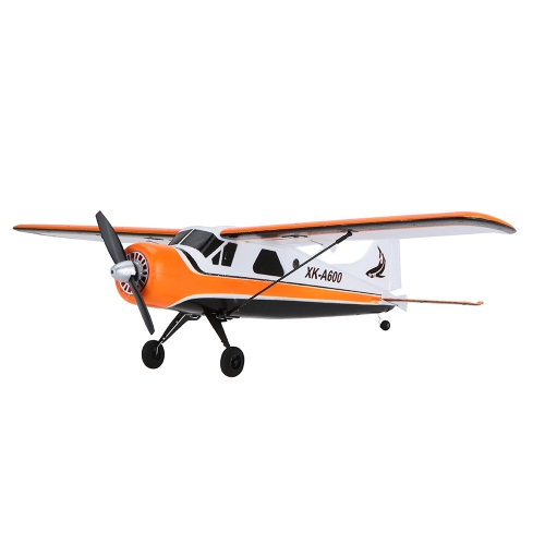 Original XK DHC-2 A600 5CH 2.4G Brushless Motor 3D6G RC Airplane