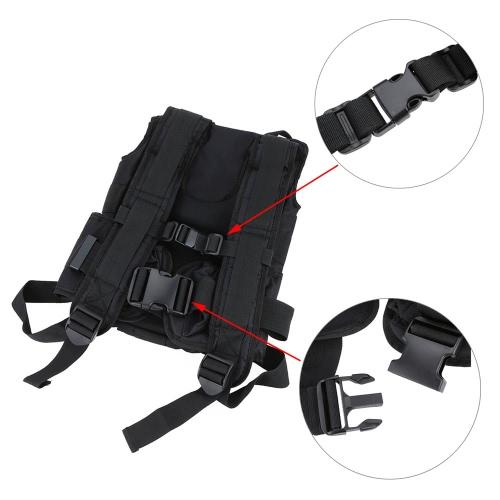 Viaggiando spalla zaino tracolla cinghia adattatore per DJI ispirare 1 Quadcopter caso