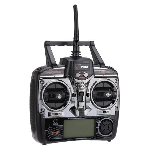 RC Part Wl-2 WL-R7 2.4GHz Nadajnik 4-kanałowy do urządzeń Wlocików V911S V911 V912 V913 V929 V939 V949 V959 RC Helikopter