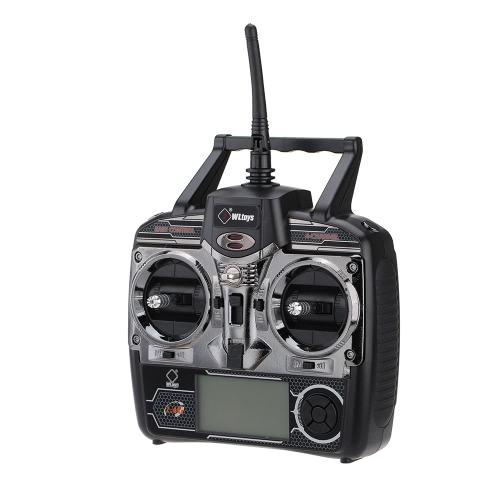 RC Wltoys WL-R7 Trasmettitore 2.4GHz 4CH per Wltoys V911 V911 V912 V912 V929 V939 V949 V959 RC elicottero