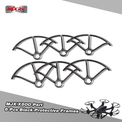 6 Pcs Original MJX X800 Part Protective Frames for MJX X800 RC Hexacopter
