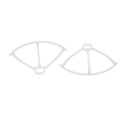 6 шт. Защитные рамки для частей MJX X800 для MXX X800 RC Hexacopter
