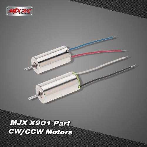 オリジナル  MJX X901パート  CW/ CCWモーターMJX X901 RC   Hexacopter用