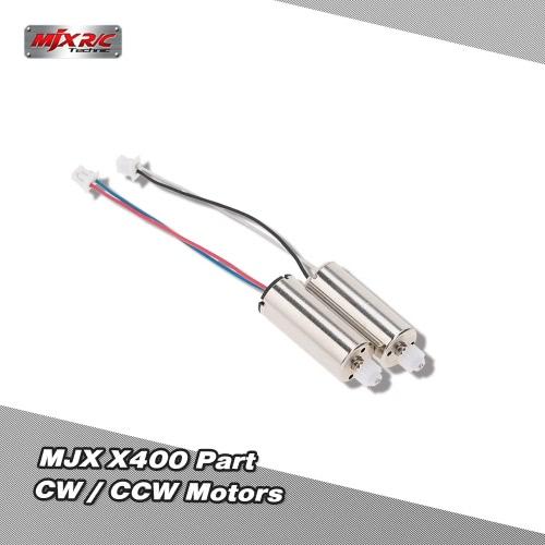 MJX X400 RCクアッドコプター用  オリジナルMJX X400パートCW/ CCWモーター