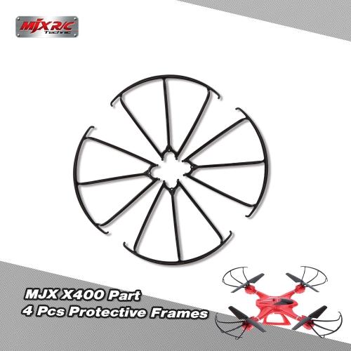 オリジナルMJX X400パート保護フレーム  MJX X400 RCクアッドコプター用