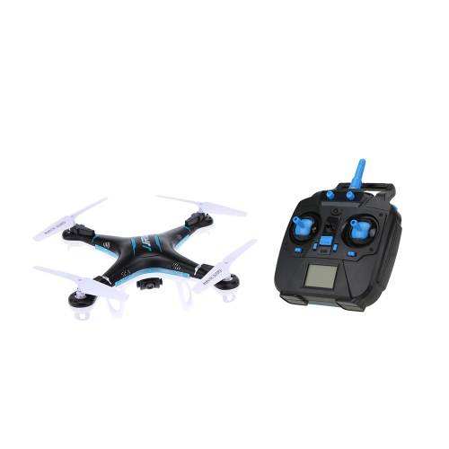 JJR / C H5P 2.4G 6 Axis Gyro Headfree One Key rolo de retorno 3D RC Quadrotor com 2.0MP HD Camera