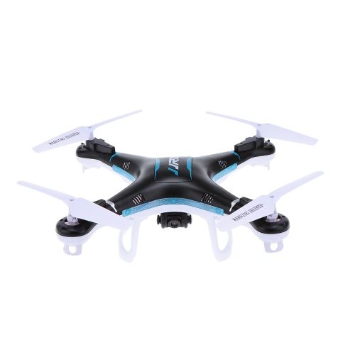 JJR / C H5P 2.4G 6 Axis Gyro Headfree One Key Return 3D Roll RC Quadcopter