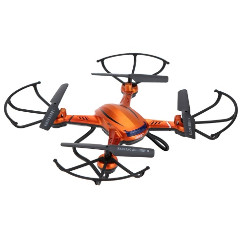 JJRC H12W 2.4G 4 CH 6-Axis Gyro Wifi FPV RC Drone with Headless Mode and 3D Roll Function with 2.0MP HD Camera