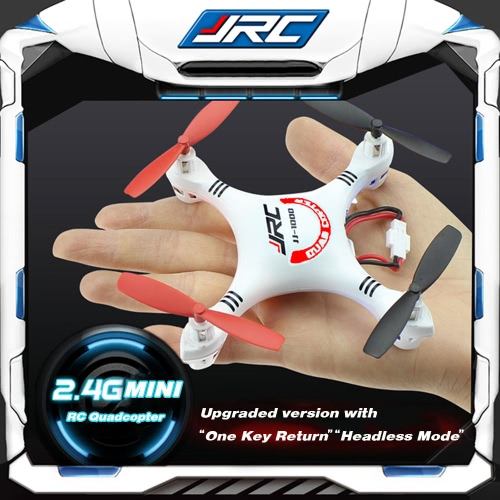 JJR / C JJ-1000 2.4G 6 Achsen-Gyro 3D-One Key Roll-RC Quadcopter