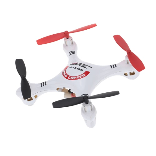 JJRC JJ-1000 2.4G 6 Axis Gyro 3D One Key Roll RC Quadcopter