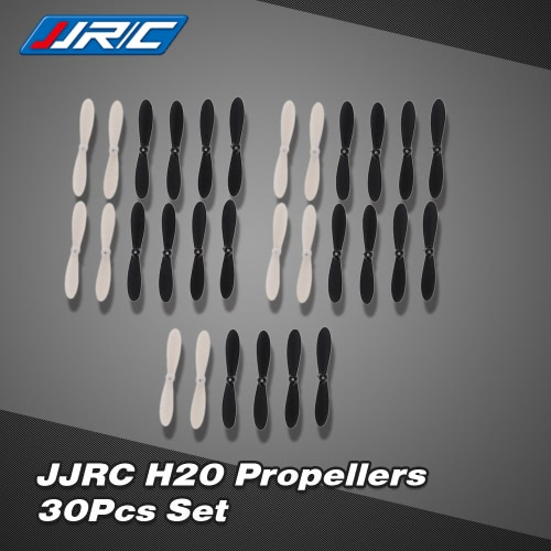 30Pcs Original-JJR / C H20 RC Hexacopter Teil Propeller H20-07