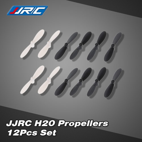 12Pcs Original JJRC H20 RC Hexacopter Part Propeller H20-07