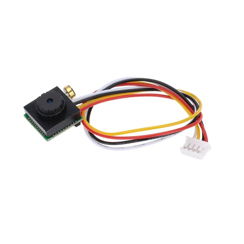 600TVL 3,6 mm CCD Mini PAL fotocamera lente per RC Quadcopter FPV