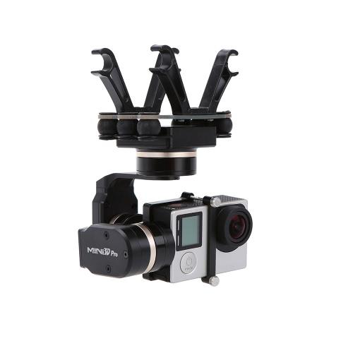 FeiYu Mini 3D PRO 3-Axis Mini Brushless Professional 3D Gimbal for Gopro Hero 3 3+ Gopro Hero 4 FPV Aerial Photograrhy