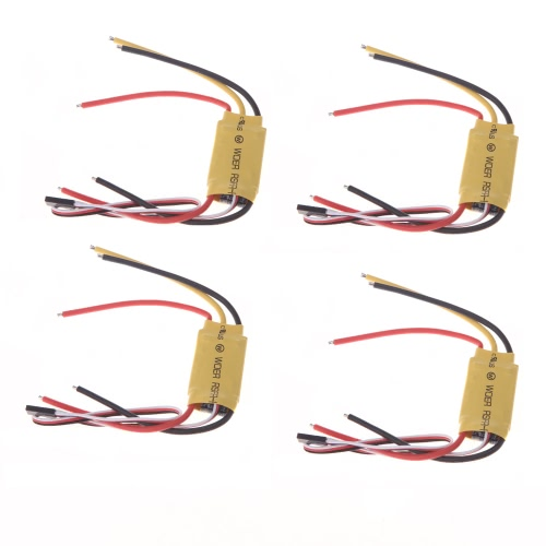 4шт A2212 1000KV Outrunner Motor + 4pcs HP 30A ESC + 4pairs 1045 Prop (B) Quad-Rotor
