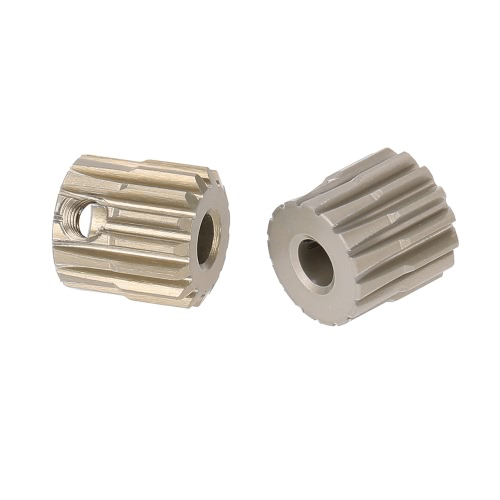 GoolRC 2Pcs 48DP 3.175mm 15T Pinion Motor Gear for 1/10 RC Car Brushed Brushless Motor