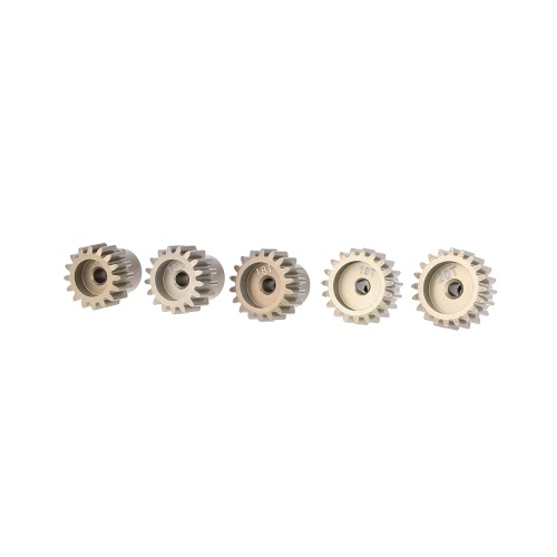 GoolRC 32DP 3.175mm 16T 17T 18T 19T 20T Pinion Motor Gear Set for 1/10 RC Car Brushed Brushless Motor