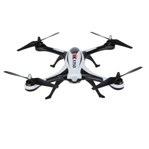 Профессиональный XK Stunt X350 Air Dancer Aircraft 4CH 6-Axis 3D 6G Mode RTF RC Quadcopter