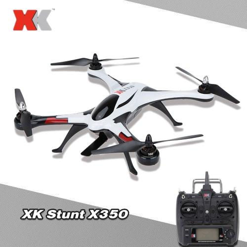 Professional XK Stunt X350 Air Dancer Aircraft 4CH 6-Axis 3D 6G Mode RTF RC Quadcopter
