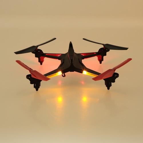 XK Alien X250 2.4G Czterokołowiec 4-osiowy 6 Axis RC