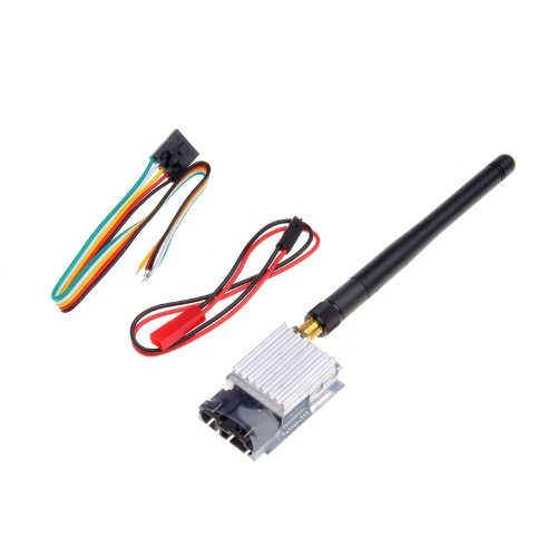 5.8 G 200MW видео AV аудио-видео передатчик отправителя FPV 2.0 км диапазон TS351