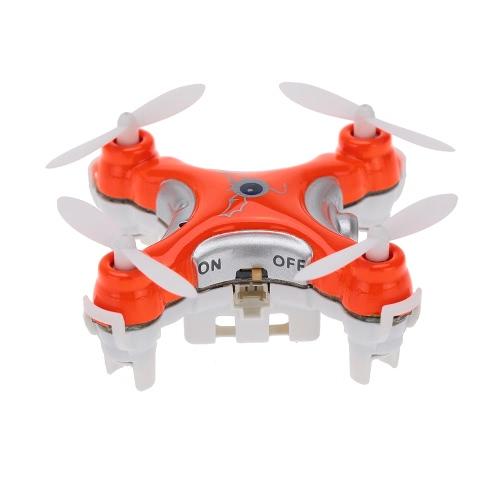 Oryginalny Cheerson CX-10C 2.4G 6 osi żyroskopu RTF Mini Drone Z 0.3MP kamera