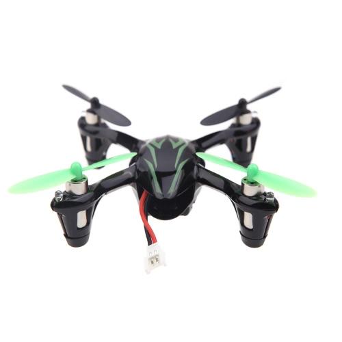 100% originale Hubsan X4 H107C 2.4G 4CH RTF RC Quadcopter W / 0.3 MP fotocamera modalità 1