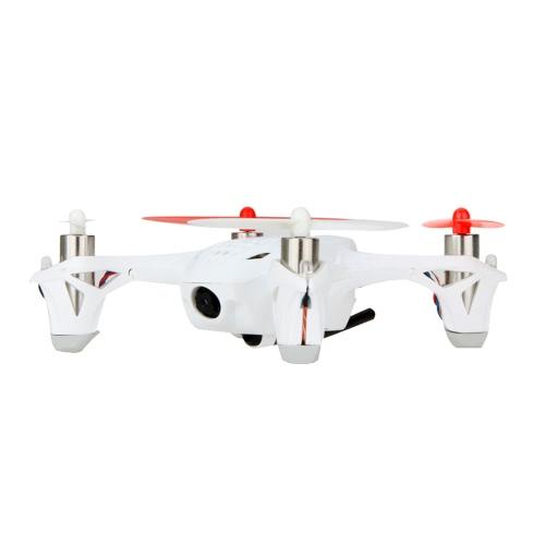Hubsan X4 H107D RC Mini 5.8G FPV RTF com 6 eixos Gyro Quadcopter com Transmissor LCD / Modo de câmera 0.3MP 1