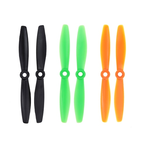 4 Pairs GEMFAN 6040BN CW/CCW Propellers for QAV250 280 DJI F330 RC Quadcopter
