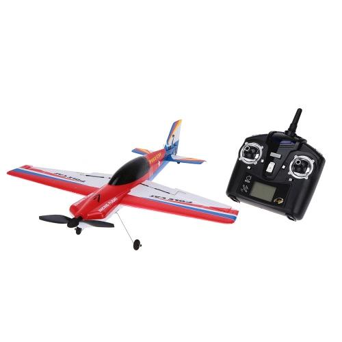 Original F939 WLtoys versión mejorada 2.4G 4 canales de control remoto avión Avión Juegos al aire libre