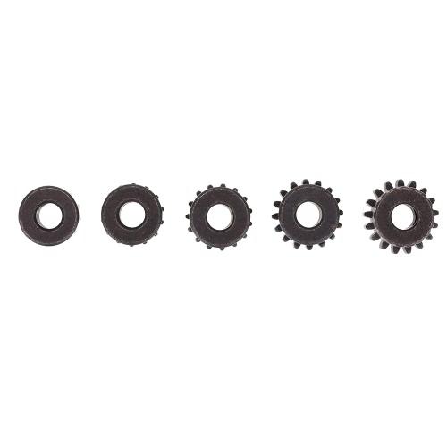 GoolRC 5Pcs 32DP 5mm 13T 14T 15T 16T 17T Motor piñón engranaje Combo Set para coche RC 1/10 Motor sin cepillo de cepillado
