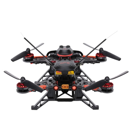 Original Walkera Runner 250 Advance GPS Version 5 FPV Drone avec DEVO 7 et 800TVL Camera / OSD / GPS RC Quadcopter