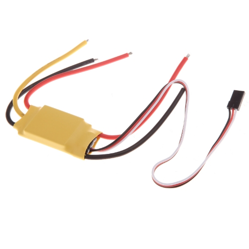 30A Brushless Speed Controlador Motor RC BEC ESC