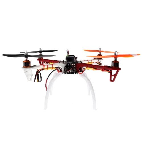 Wydłużyć Broaden podwozie płozami biały dla DJI F450 F550 SK480 Qudcopter multirotor część (DJI F450 podwozia samolotu, DJI F550 podwozia samolotu, SK480 podwozie,)