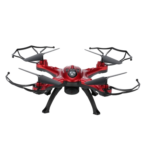 Вторая рука GoolRC T5W Wifi FPV 0.3MP камера RC Quadcopter с одним ключом Возврат Режим CF 360 ° Функция перевертывания