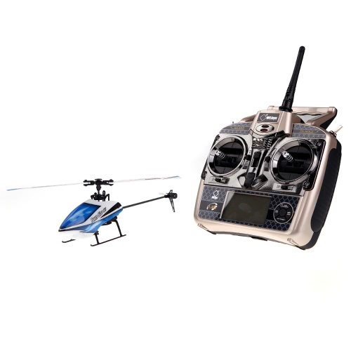 WLtoys V977 X1 étoiles de puissance 6CH 2.4 G Brushless Flybarless 3D RC hélicoptère (WLtoys hélicoptère, V977 Power Star X1, Flybarless RC hélicoptère)