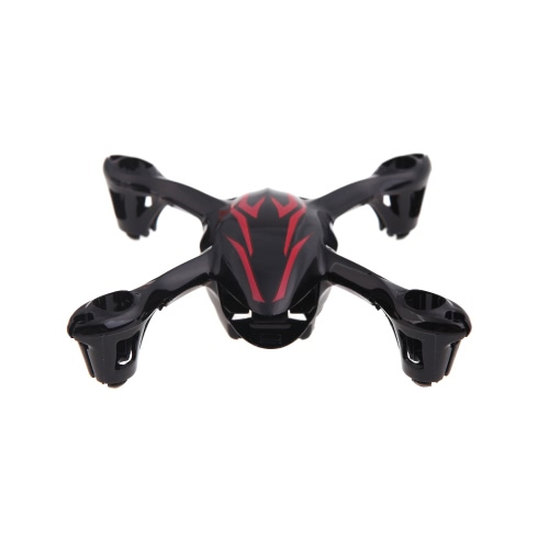 100% Original Hubsan Part H107-A22 H107C Body Shell Red+Black for Hubsan H107C Mini Qudcopter Part (Hubsan H107C Body Shell,Hubsan H107C Part)