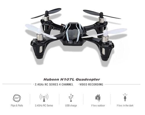 100% Original Hubsan H107L X4 2.4G 4CH 6Axis RTF Radio Control Mini RC UFO Quadcopter Toys (Hubsan X4 Quadcopter;H107 X4 Quadcopter;2.4G 4CH Toys)