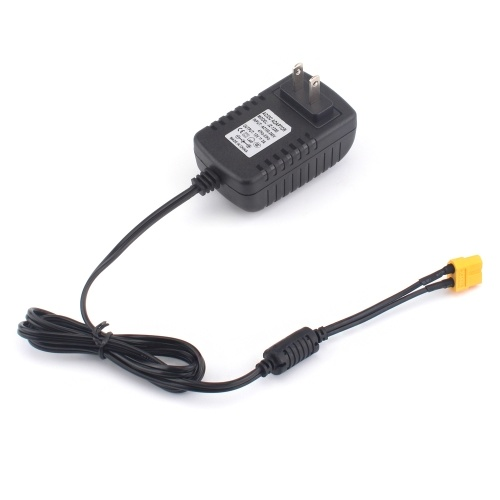 AC to DC Power Adapter 12V 3A XT60 Plug for STRIX Charger 1S Lipo Battery Charger