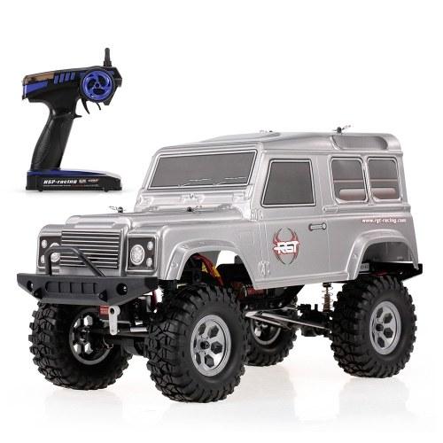 RGT 136100 1/10 2,4 GHz 4WD Impermeabile ad alte prestazioni Realistico Rock Cruiser RC-4 Car