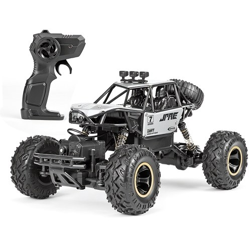 1/16 Off-road Buggy Alloy RC Car 2.4GHz 4WD 15 km/h High Speed Climbing Car RTR Image