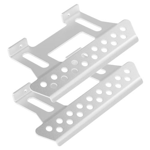 RC Car Metal Side Pedal Plate Side Step Sliders