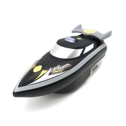 Flytec V300 RC Fishing Boat Fishing Bait Boat Anti-capsize 300m Remote Control 2h Battery Life RC Boat with Net Backpack