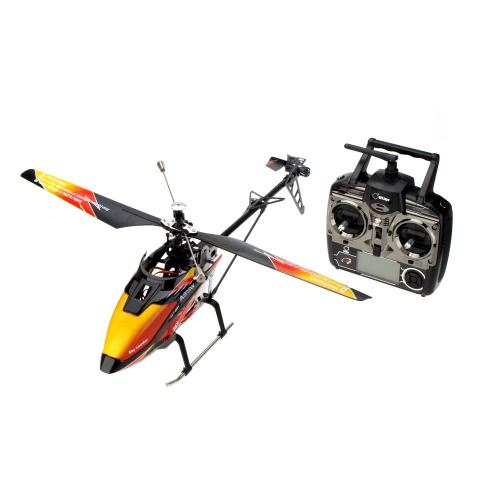 Original WLtoys V913 Brushless versão de actualização 4Ch Helicopter RTF 70 centímetros de 2.4GHz Built-in Gyro vôo Super Estável