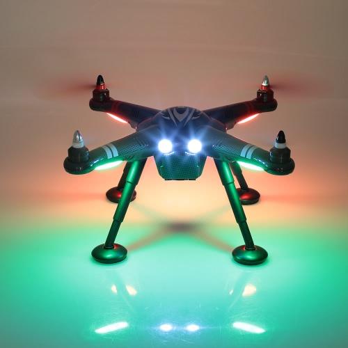 Оригинал XK Detect X380 2.4GHz RC Quadcopter RTF беспилотный без камеры и карданных