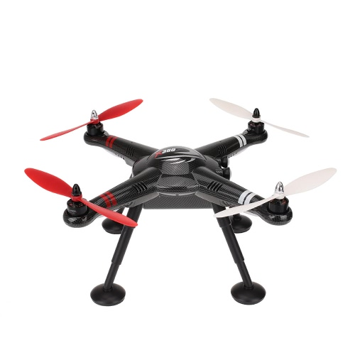 XK Detect X380 2.4GHz Innovations RC Quadcopter RTF Drone without Camera and Gimbal