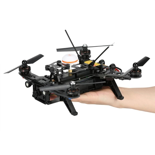Original Walkera Runner 250 FPV Version RTF RC Quadcopter with OSD/DEVO 7 Transmitter/800TVL HD Camera/Goggle 2