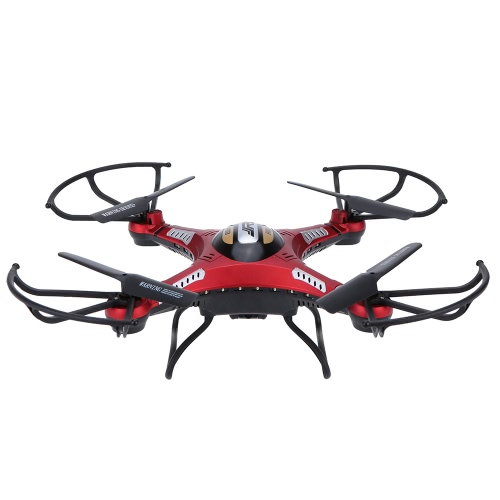 JJR / C H8D 5.8G FPV RTF RC Quadcopter sans tête / One Key Return Drone avec caméra 2.0MP FPV Monitor LCD